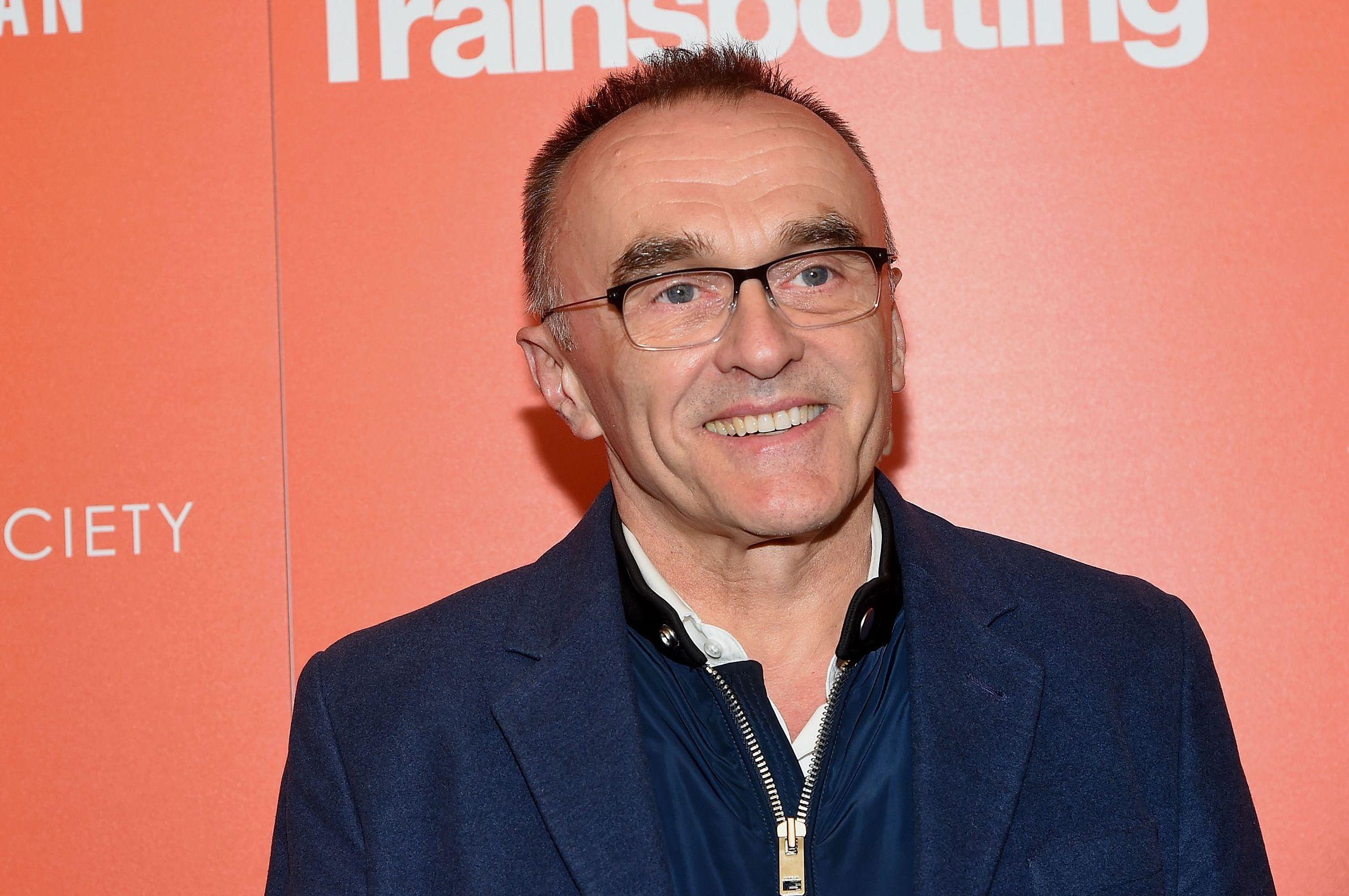 Danny Boyle announces he's directing the new James Bond movie