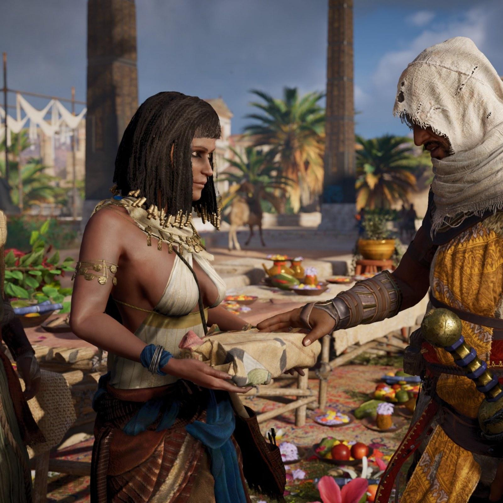 Assassin's Creed Origins' 1 41 Update Fixes New & Old DLC