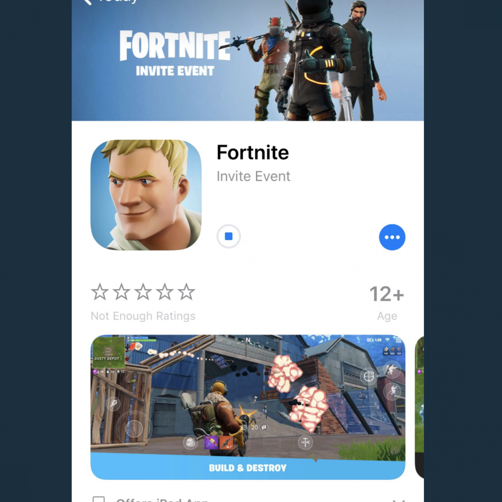 What Time Does 'Fortnite Mobile' Come Out? Mobile Invite