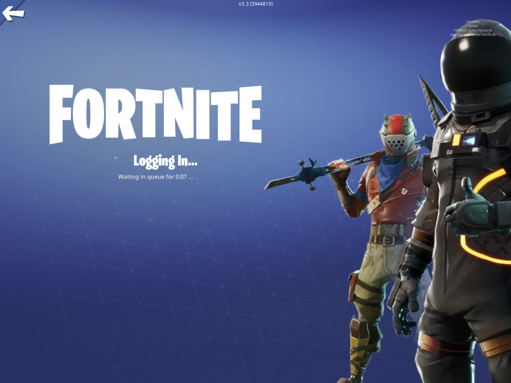 how to find recent player on fortnite