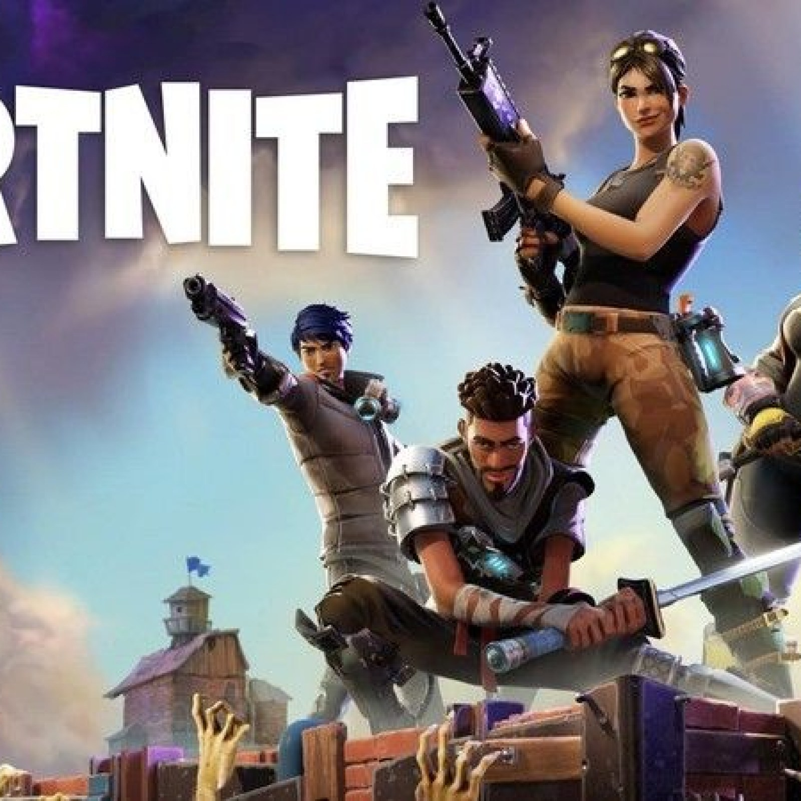 Fortnite' Down? When Will the Game Come Back Online? [UPDATED]