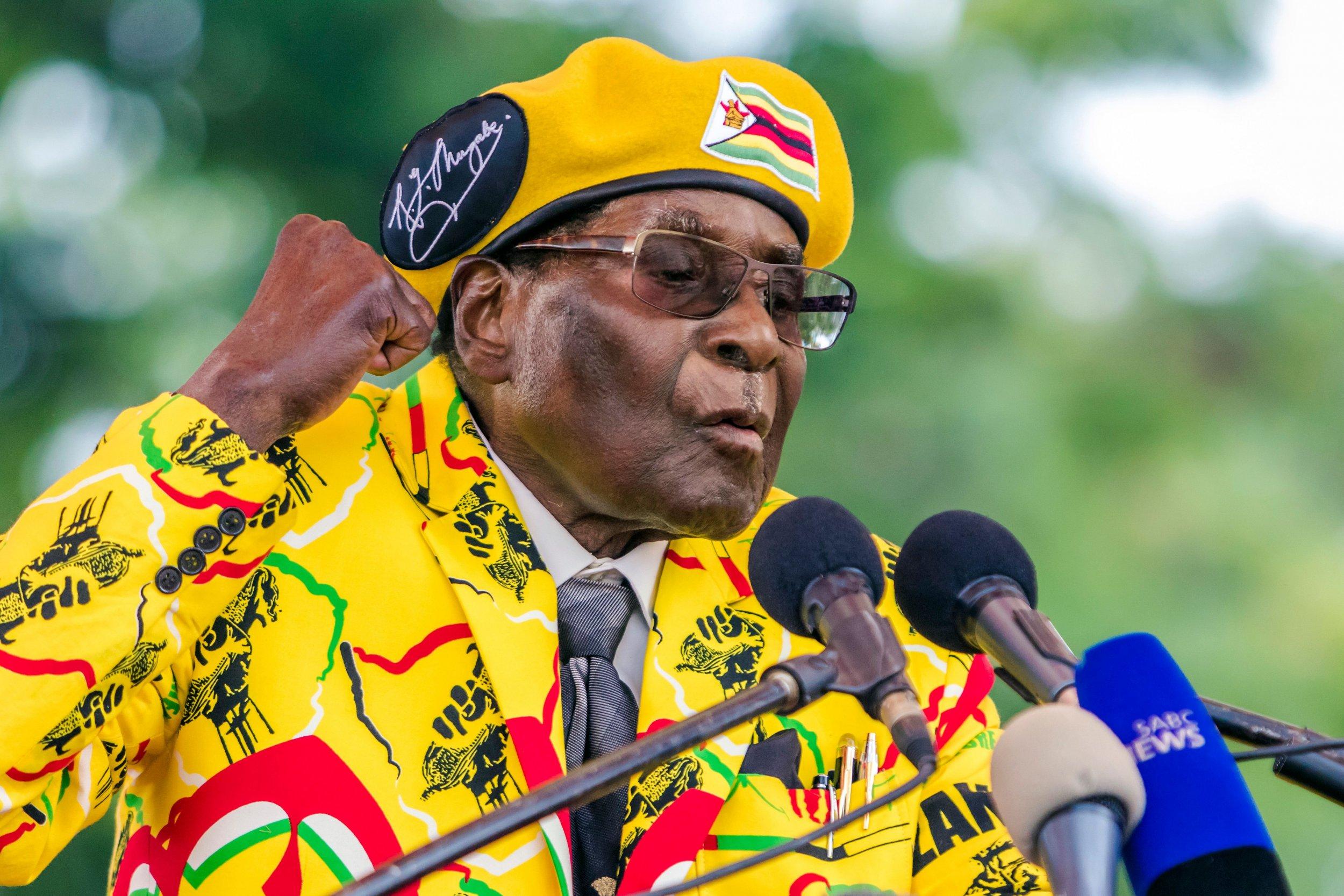 GettyImages-871721880 Robert Mugabe
