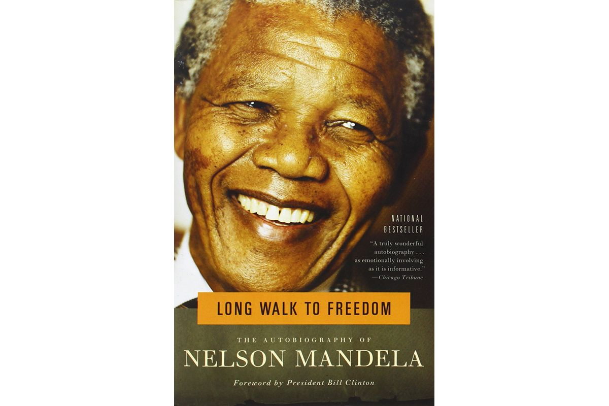 02 Long Walk to Freedom by Nelson Mandela