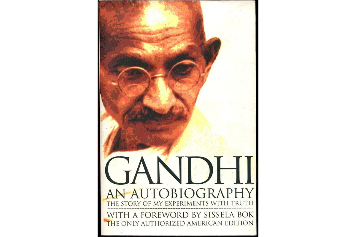 05 Gandhi- An Autobiography- The Story of My Experiments with Truth by Mohandas Karamchand Gandhi