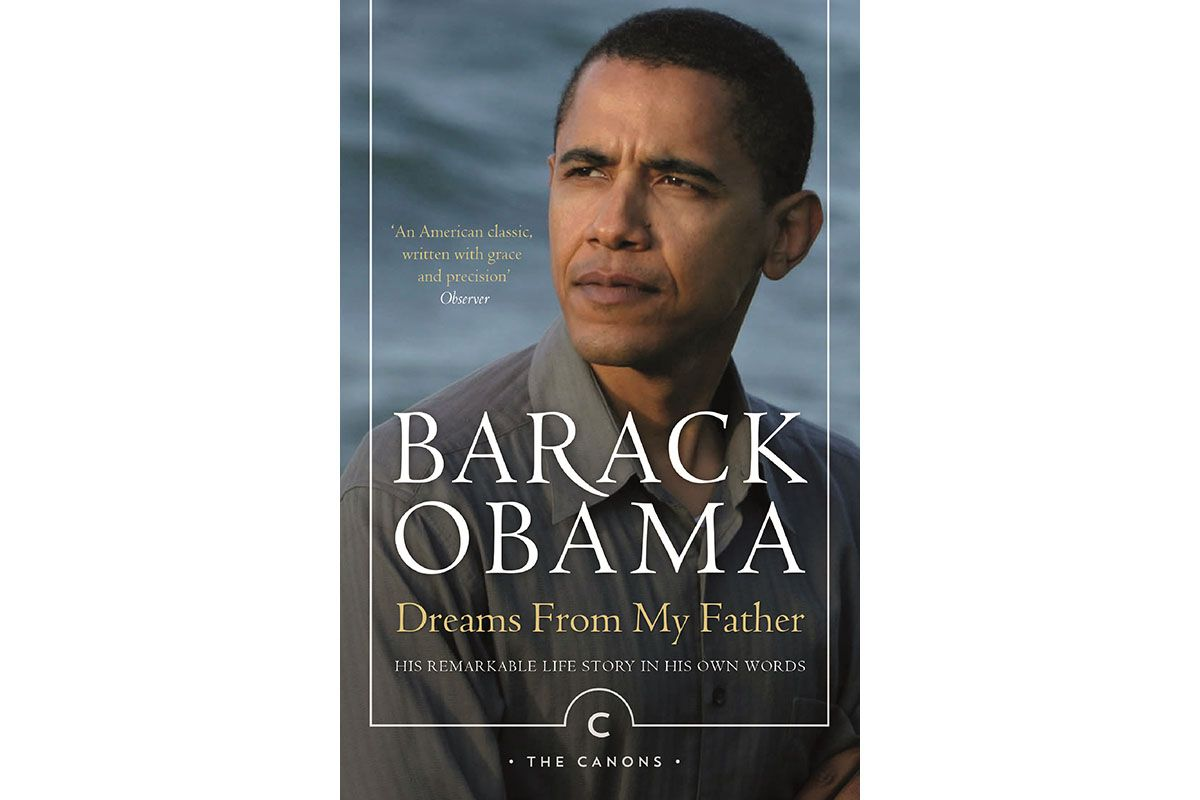 08 Dreams from My Father- A Story of Race and Inheritance by Barack Obama