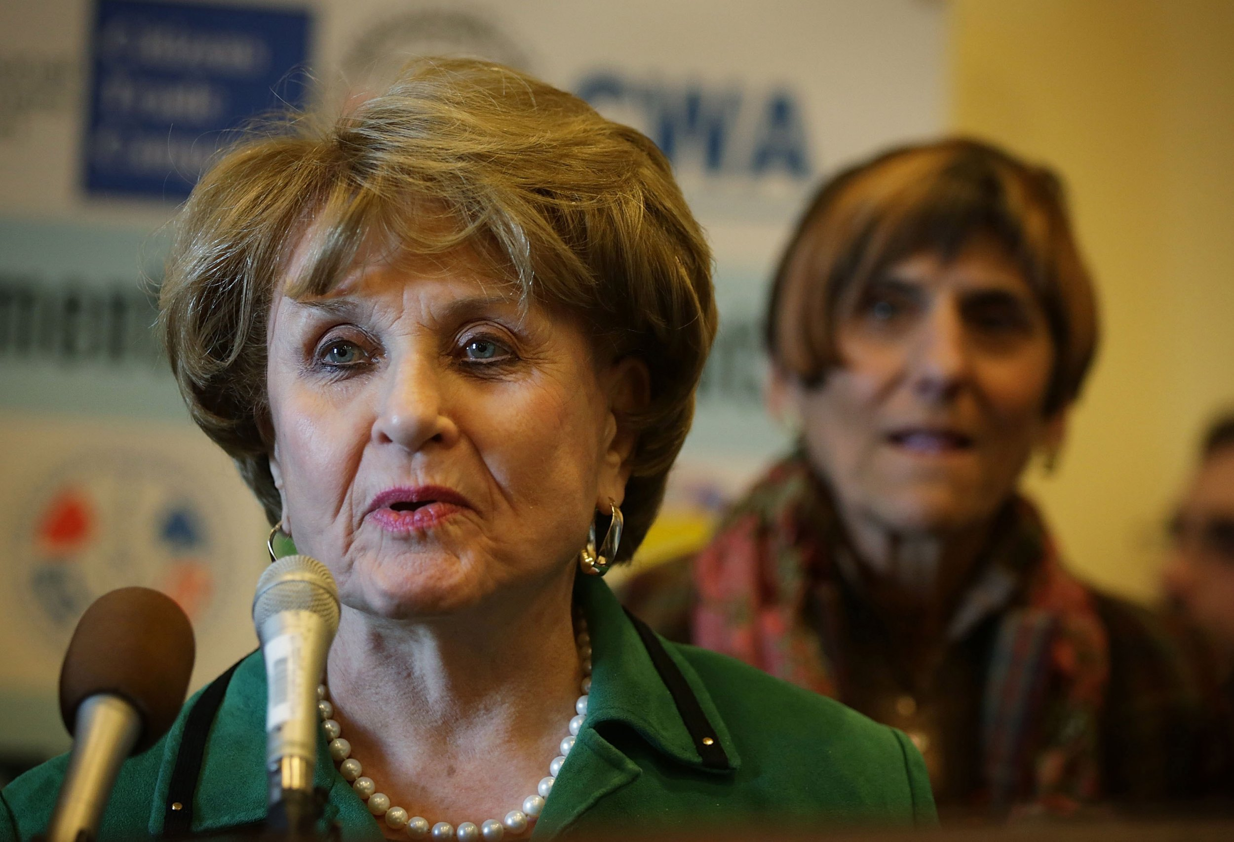 NY Democratic Rep Louise Slaughter Has Died