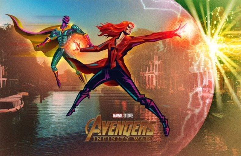 Oomori-IW-Team Romance-Final avengers infinity war