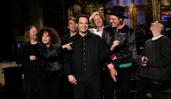 Bill Hader's best celeb impersonations on 'Saturday Night ...