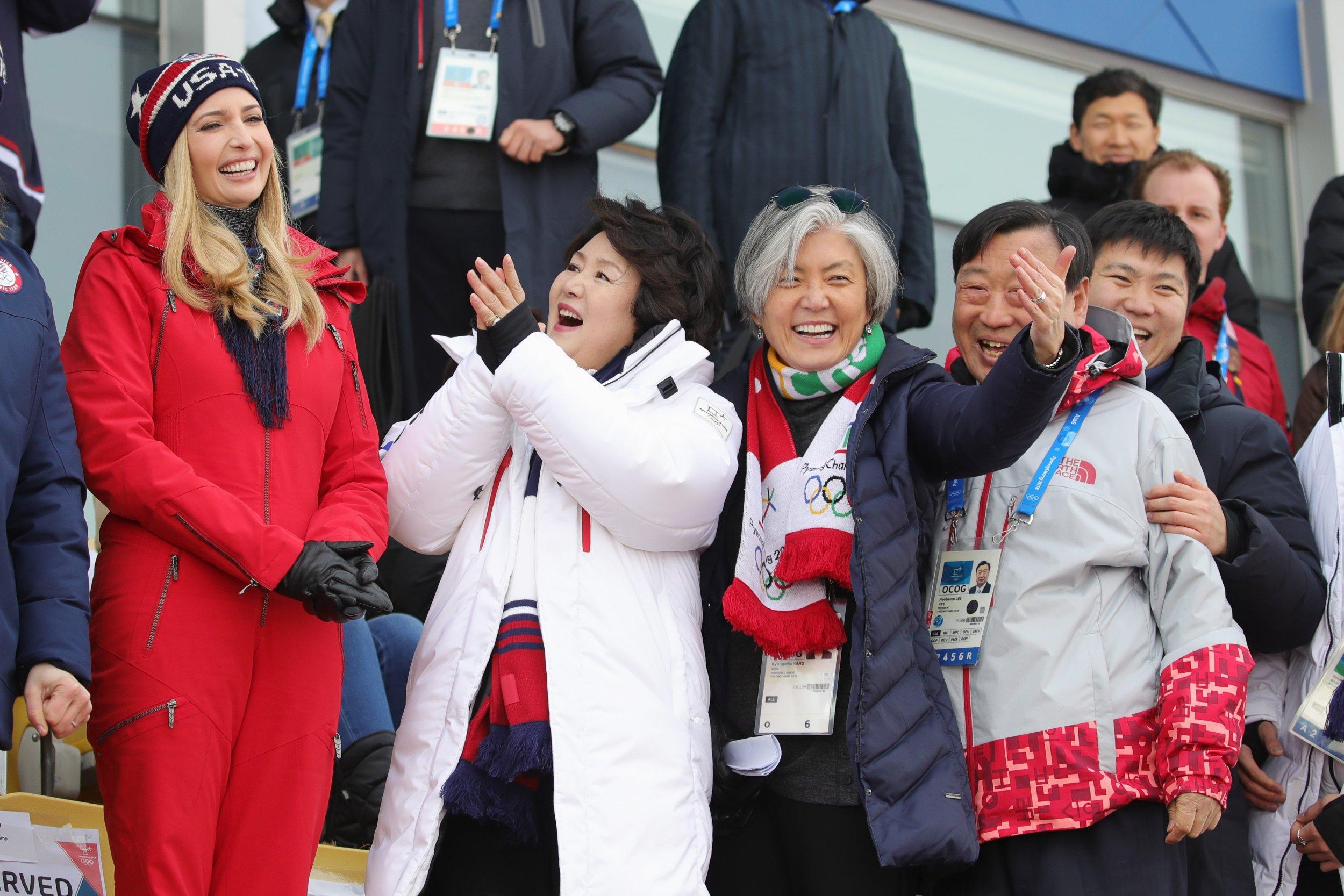 Ivanka Trump, not Rex Tillerson, will meet South Korea's foreign minister amid North Korea negotiations