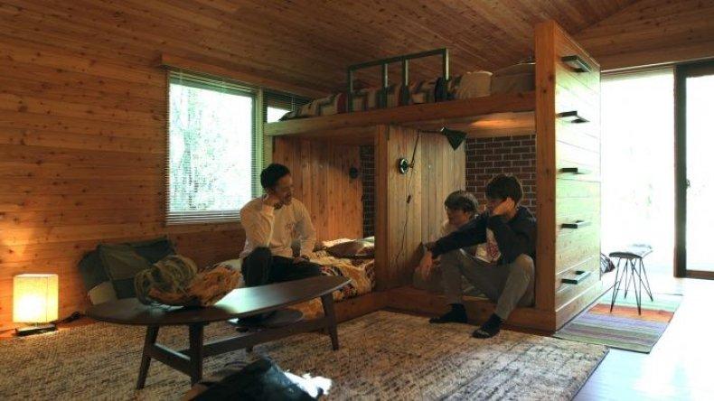 terrace house ond boys room