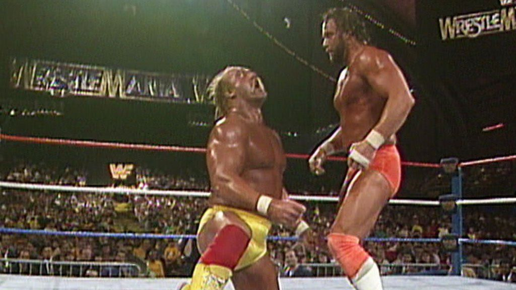 wrestlemania 5 hulk vs savage