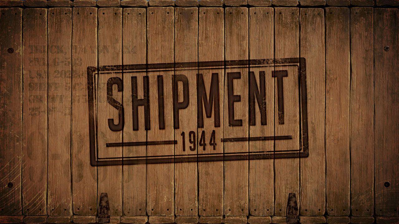 Call Of Duty WWII Leprechaun 2XP Amp Shipment 1944 Map