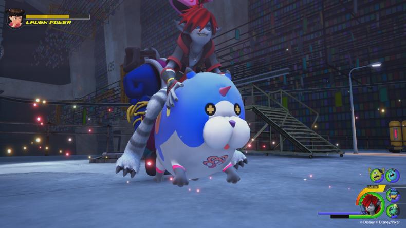 Kingdom Hearts 3 Dream Eater
