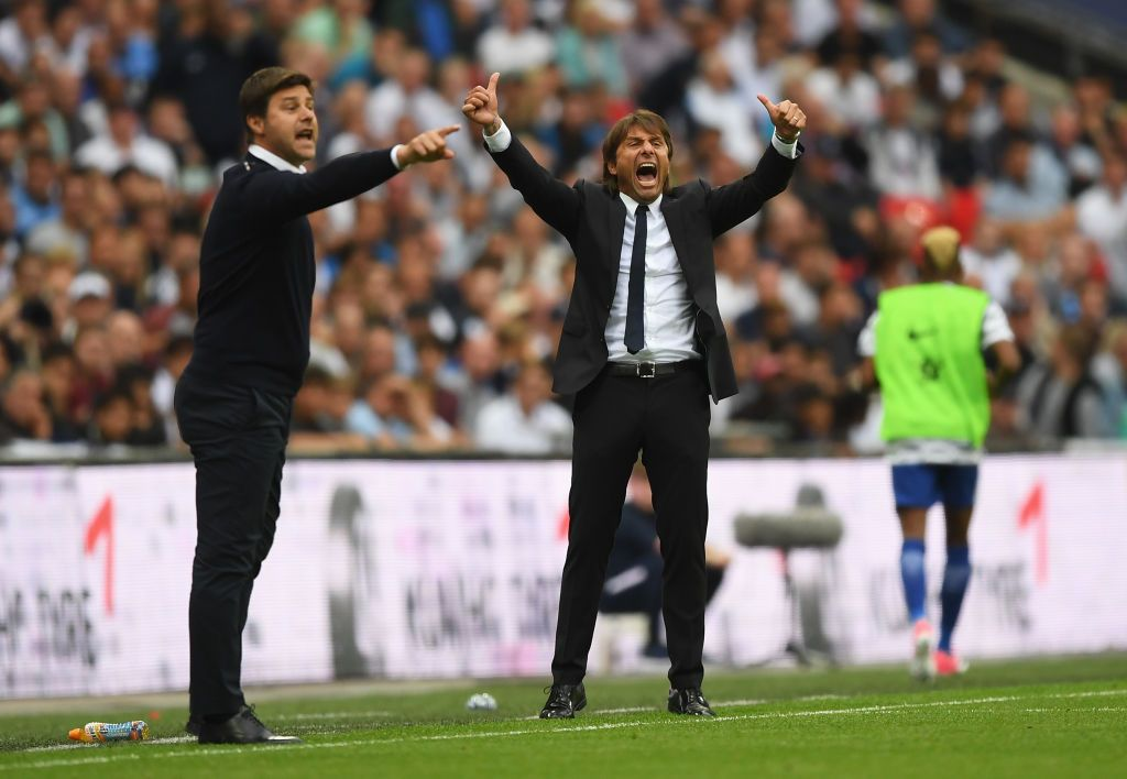 Pochettino and Conte