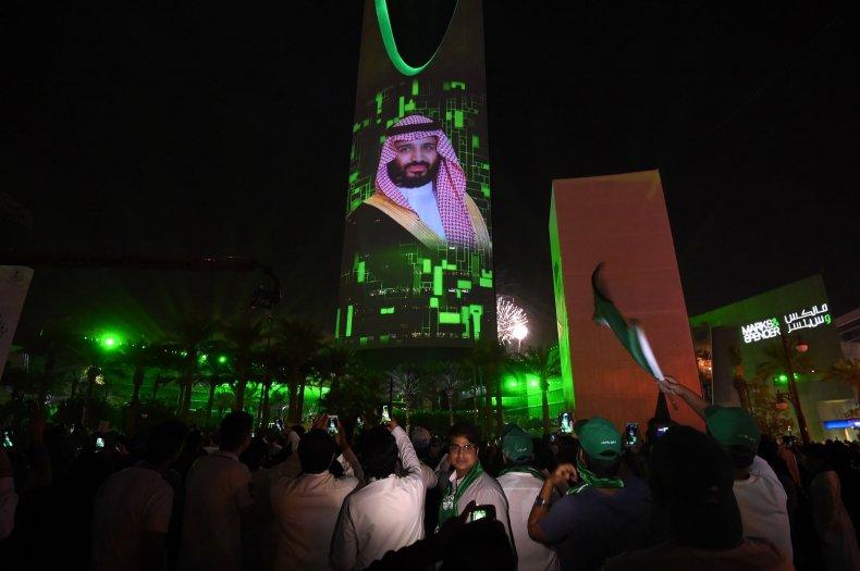 Mohammed Bin Salman Saudi Arabia