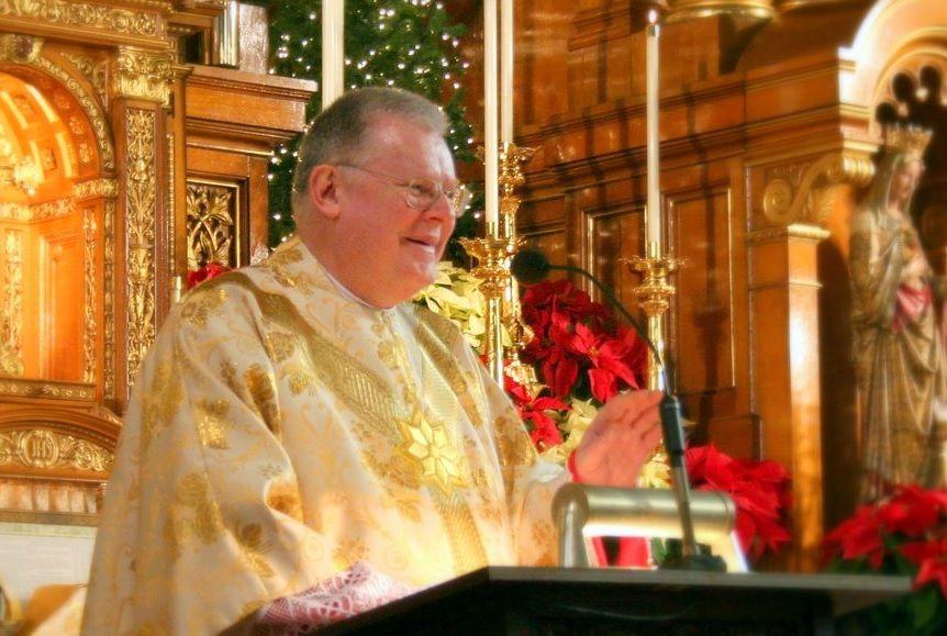 Reverend Frank Phillips