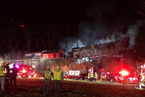 Runaway Train Derails After Speeding 57 Miles With No Driver