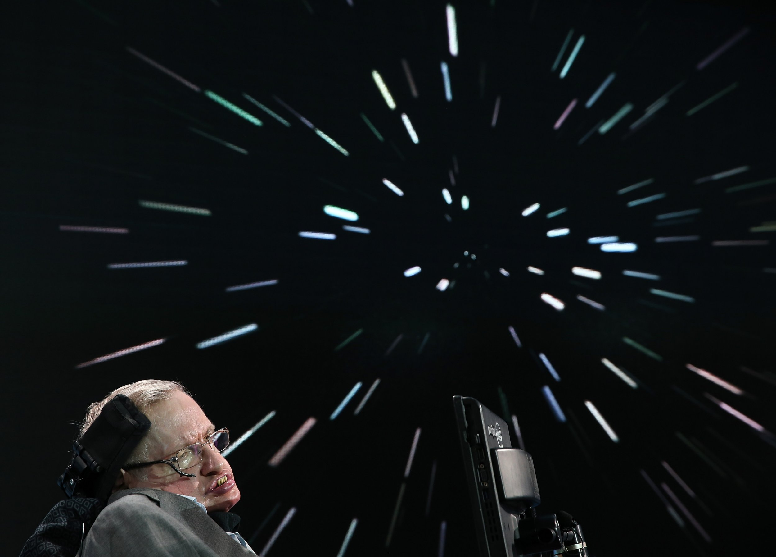 Stephen Hawking's black hole discoveries rewrote the physics of space-time?here's how