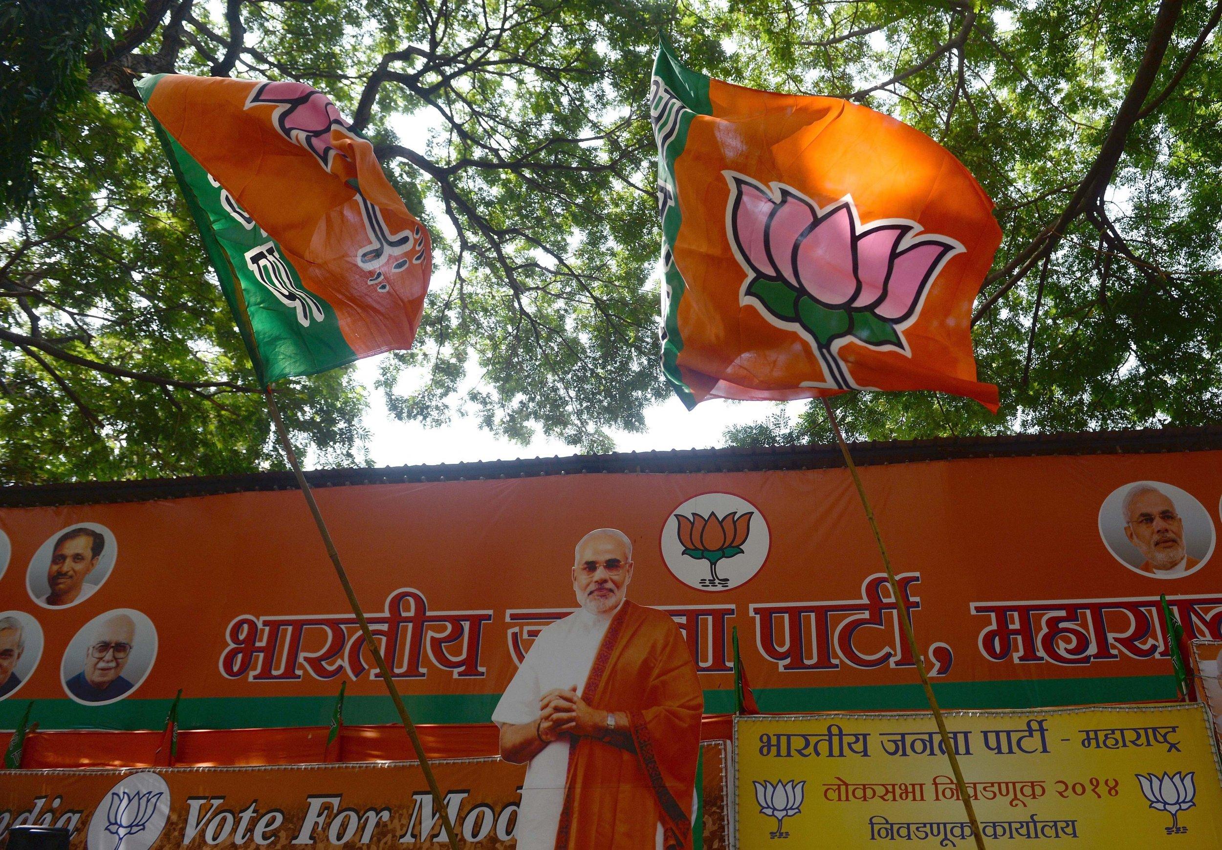 Modi BJP election