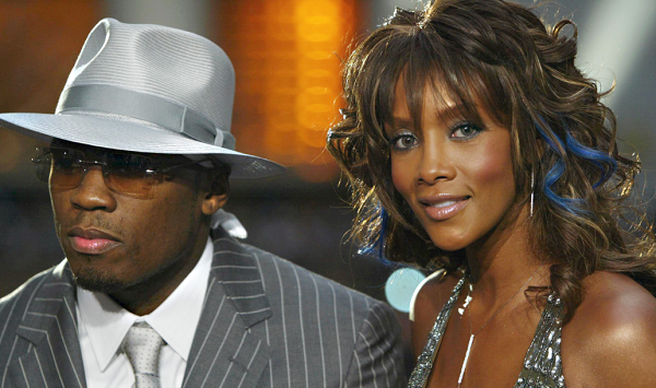 50 Cent Slams Vivica A. Fox Claims Sex Life With Rapper Was 'PG-13'