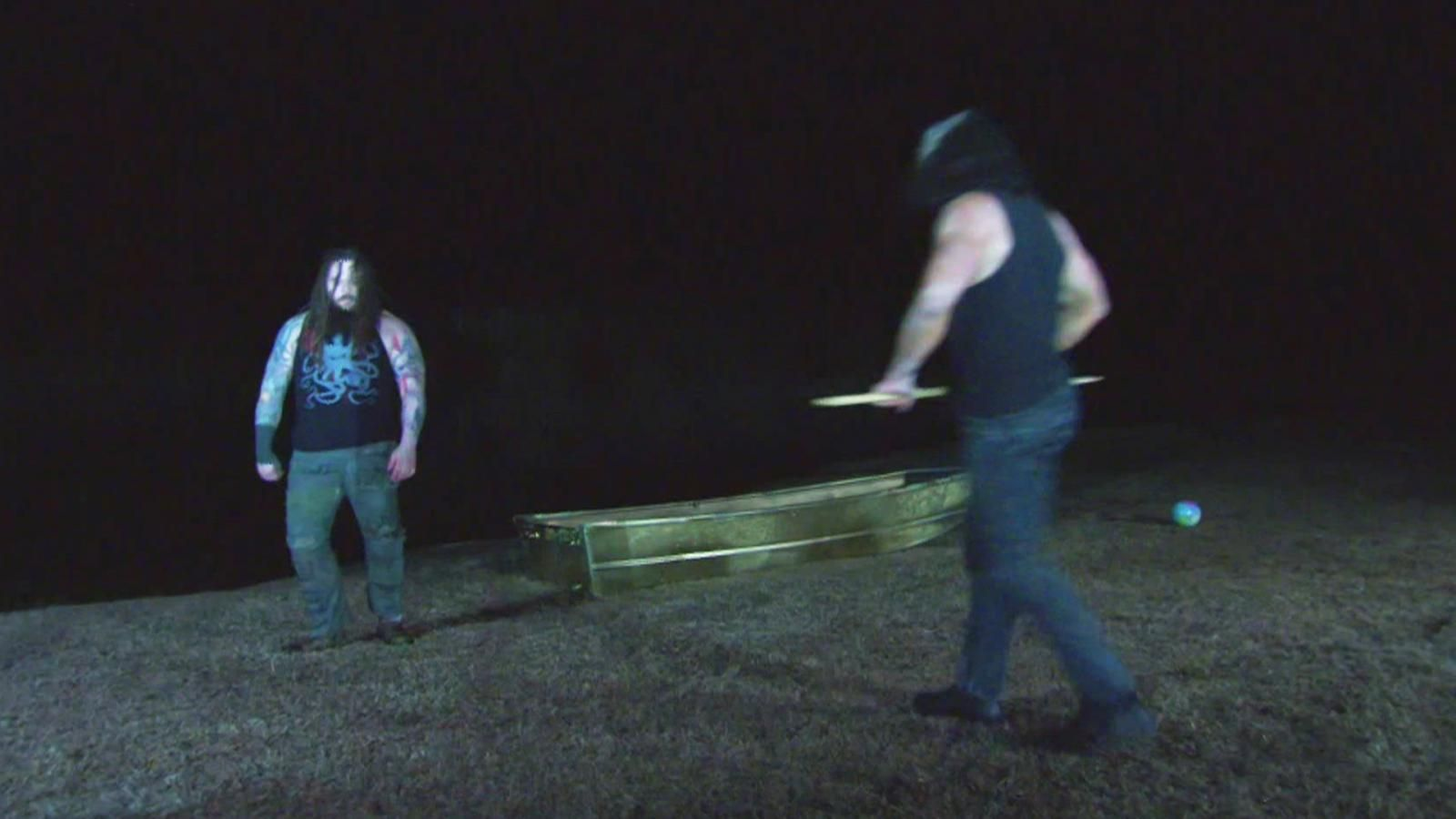 Watch: the ultimate deletion between matt hardy and bray wyatt was completely insane
