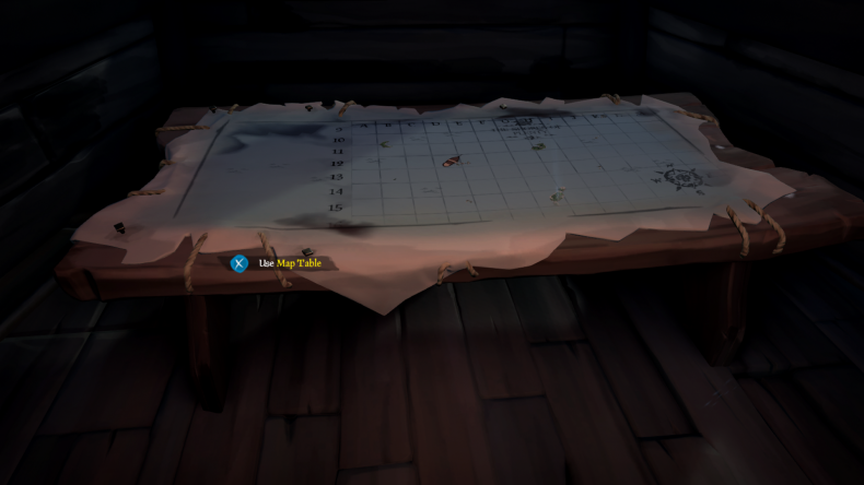 sea of thieves map advanced tips sails guide sailing navigation how to use maps compass beginners