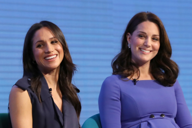 Meghan Markle and Kate Middleton Will Become Emojis