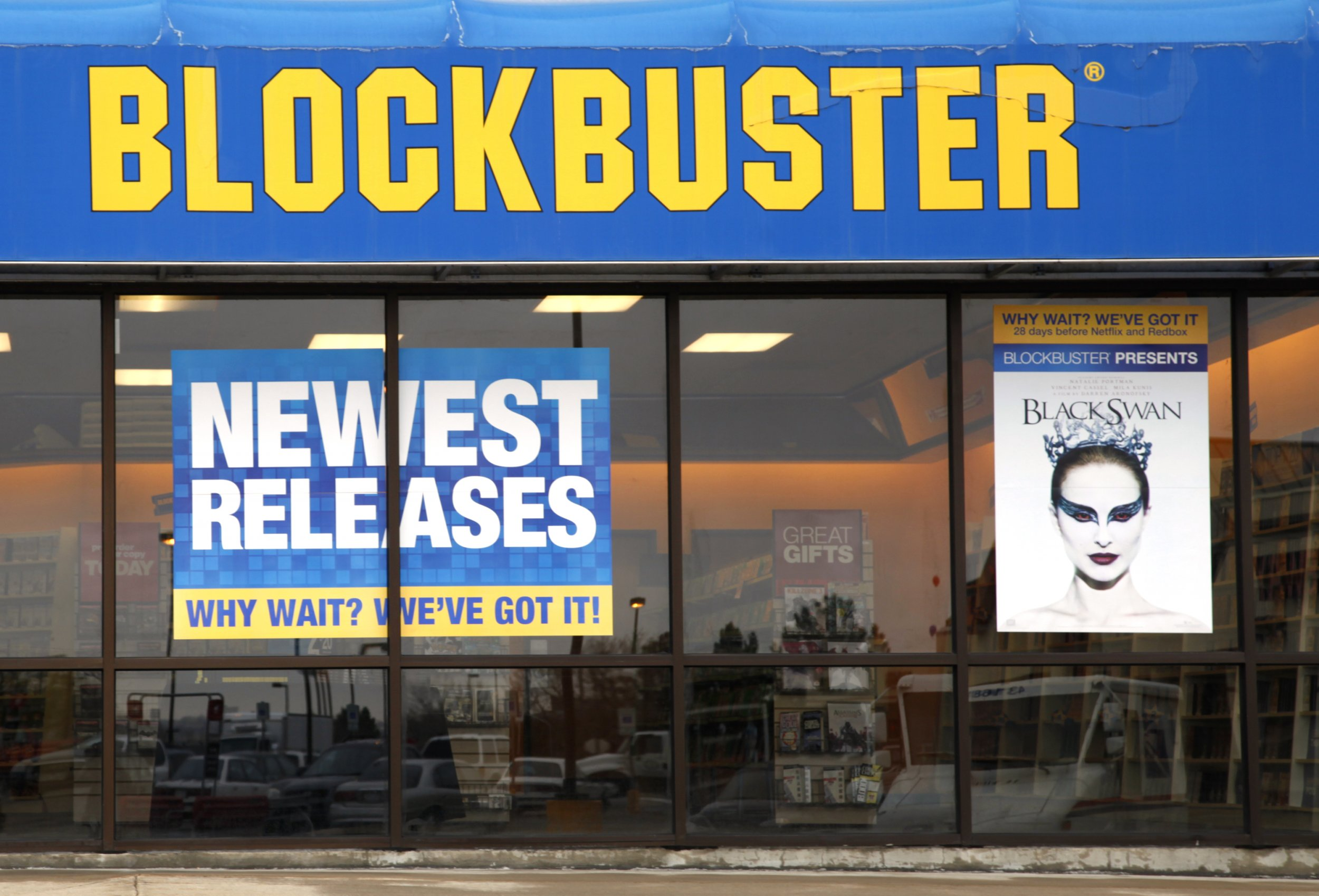 Blockbuster Video Company