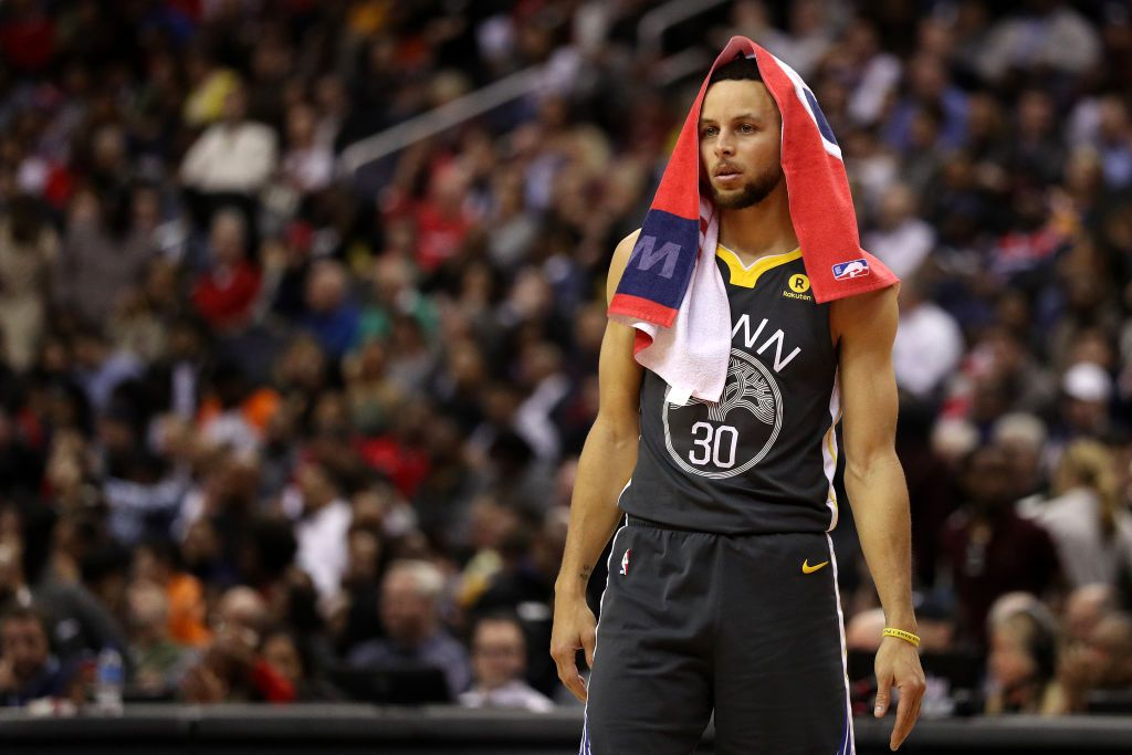 Will Stephen Curry Play for Warriors Against Cavaliers on Christmas ... 5fc98358e