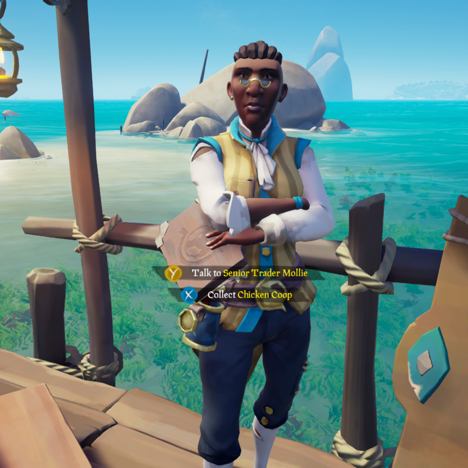 Sea of Thieves' Chickens and Pigs Guide: Where to Find and