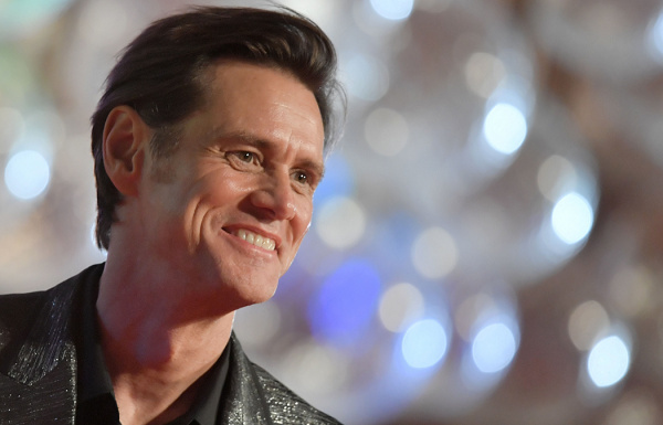 jim carrey again