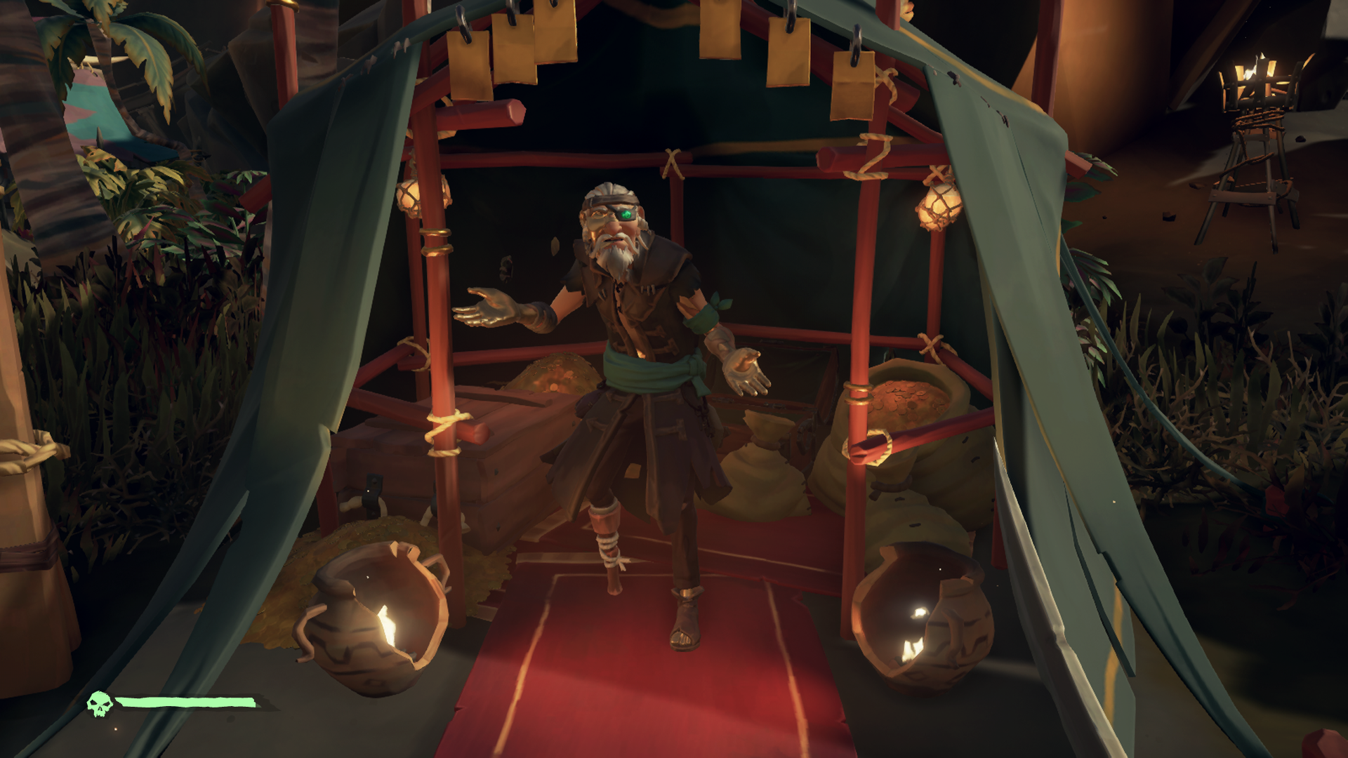Sea of Thieves Treasure Chests How to plete Gold Hoarder Voyages