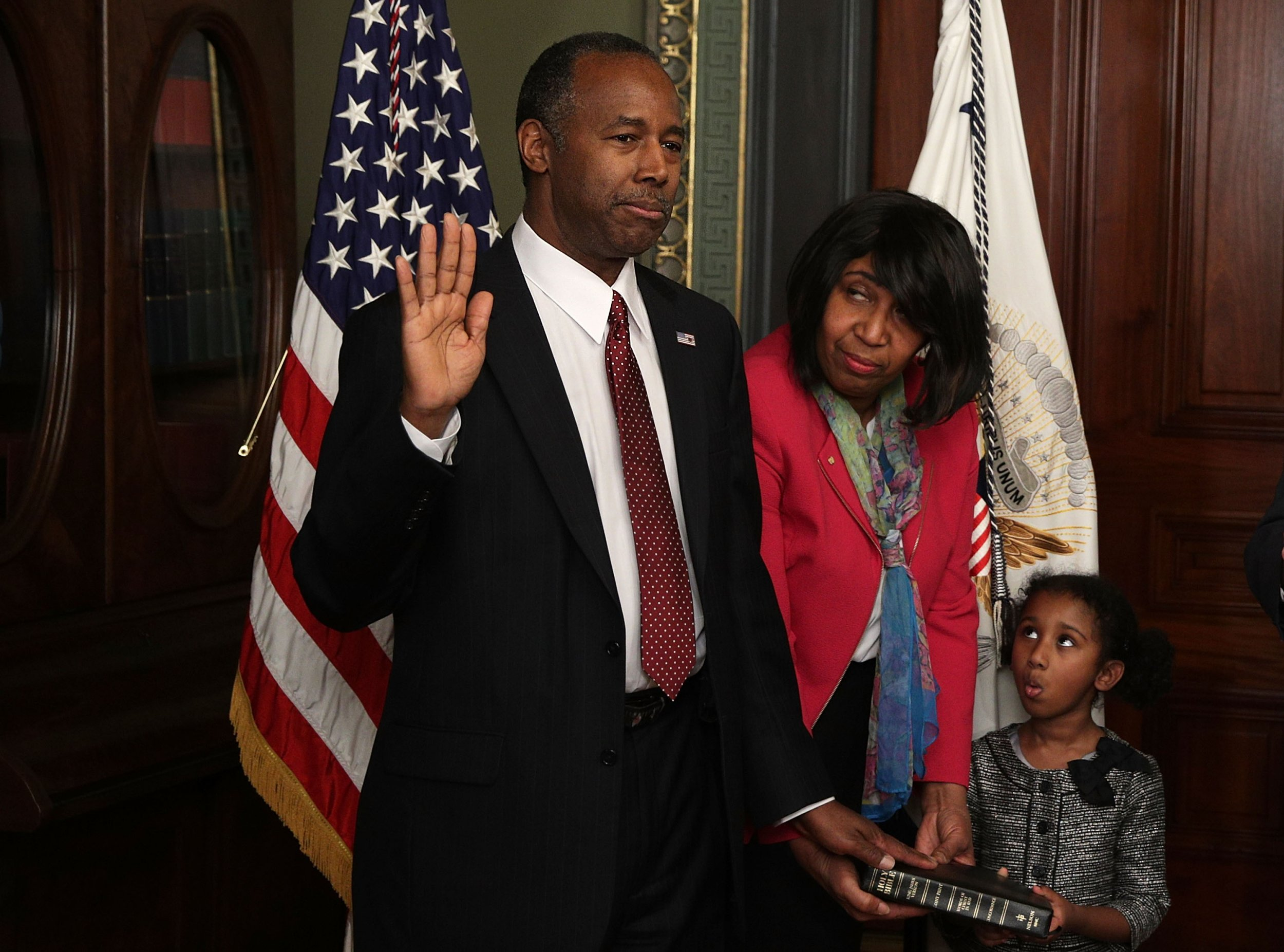 Ben Carson Blames Purchase Of 31 000 Office Dining Set On