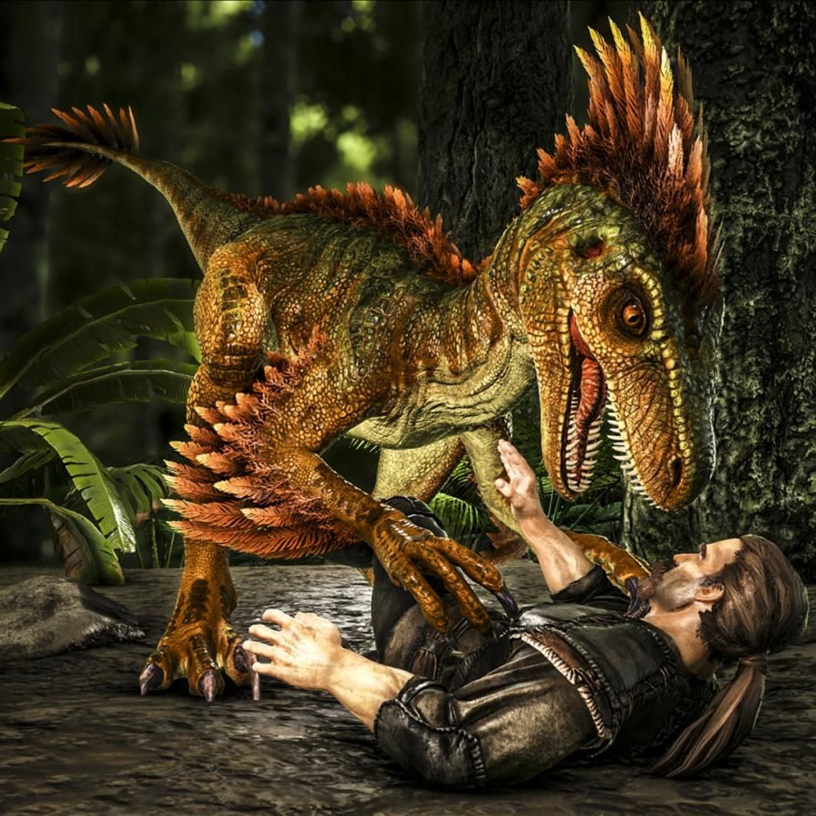 Ark Survival Evolved Pc Dino Tlc Update 2 Released Patch Notes