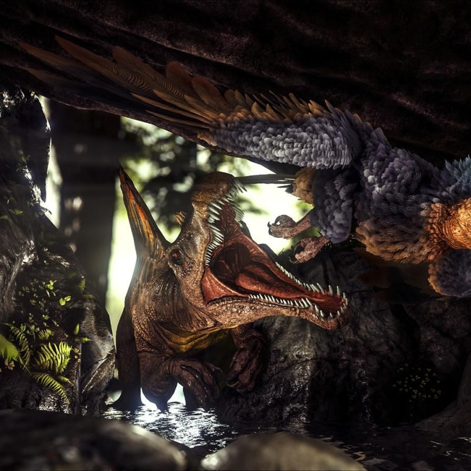 ARK: Survival Evolved' 1 68 Update Adds PS4, Xbox Dino TLC 2 - Patch
