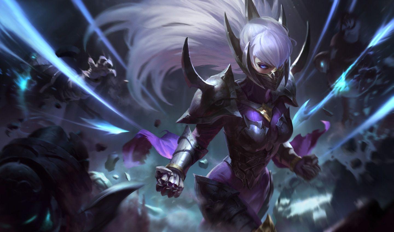 'League of Legends' Irelia Champion Reveal: Ionian Fervor ...  'League of Le...