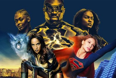 Black Lightning supergirl vixen arrowverse earth 1 38