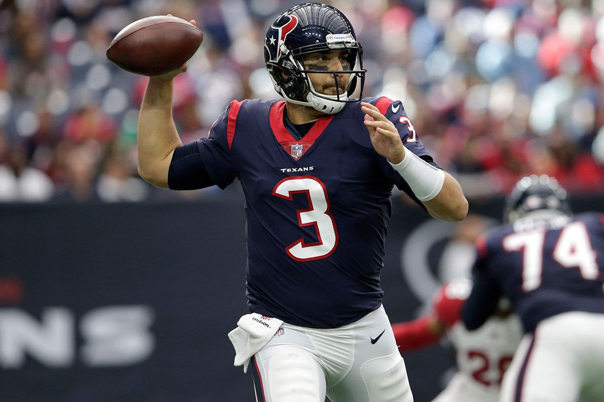 What Time, TV Channel is the Houston Texans vs. Tennessee Titans Game? Texans vs. Titans 2018 Livestream, Score Update, Watch Online
