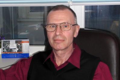 Vladimir Uglev Novichok Scientist