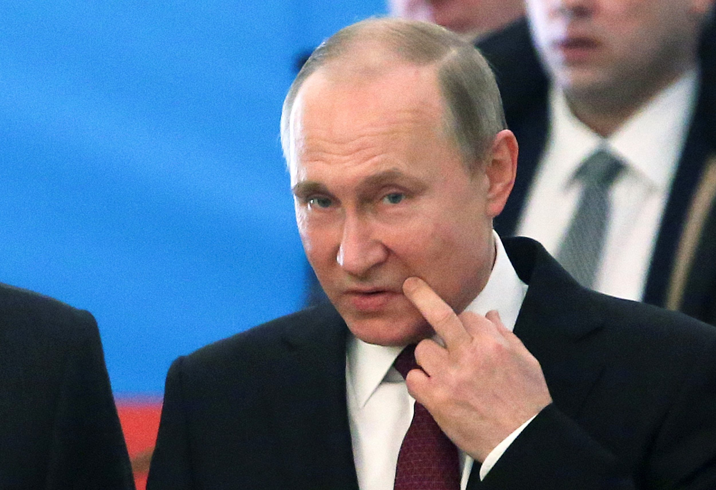 Vladimir Putin Satan 2