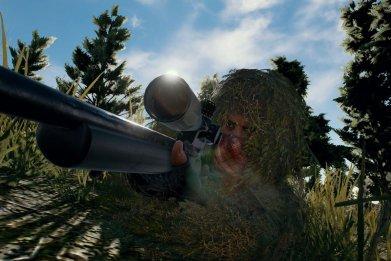 'PUBG' sniper