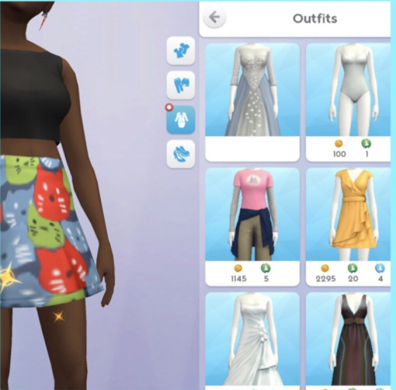 the sims mobile what are special events how to complete  hot tub dreams get swimsuit change eqiup outfit change clothes