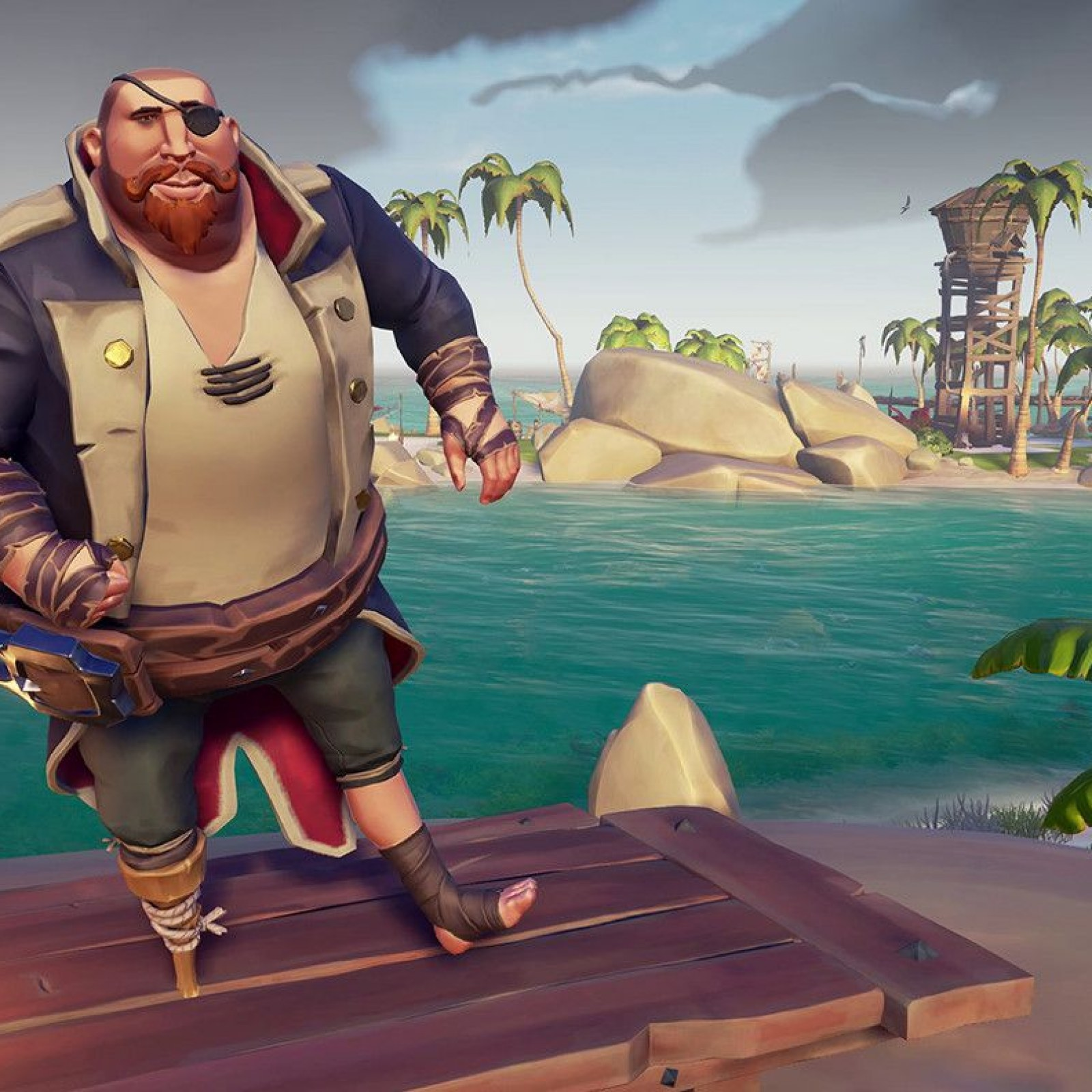 Sea of Thieves' Beard Error Meaning: How to Fix Kiwi, Lavender