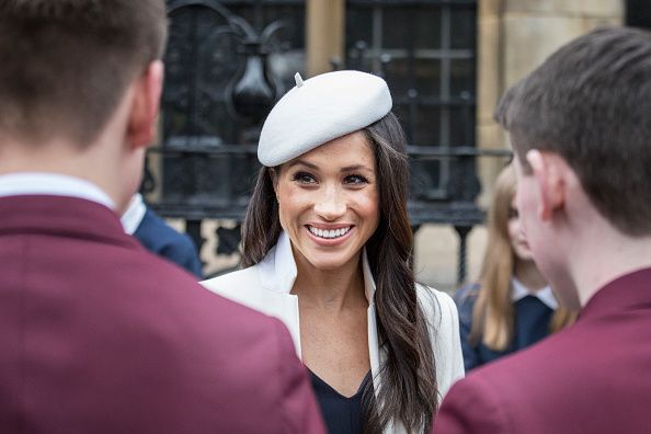 Meghan Markle Wax Figure to Join Royal Family Statues at Madame Tussauds