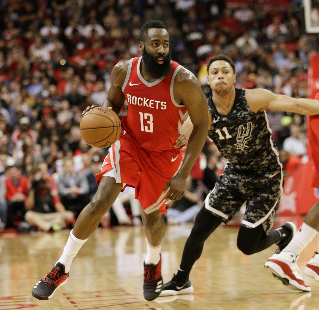 Is James Harden Really...