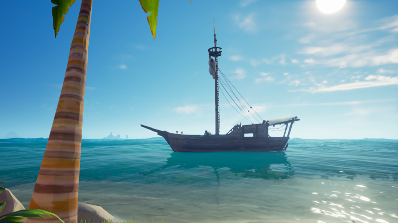 sea of thieves galleon vs sloop can you change ship boat legendary guide best solo multiplayer