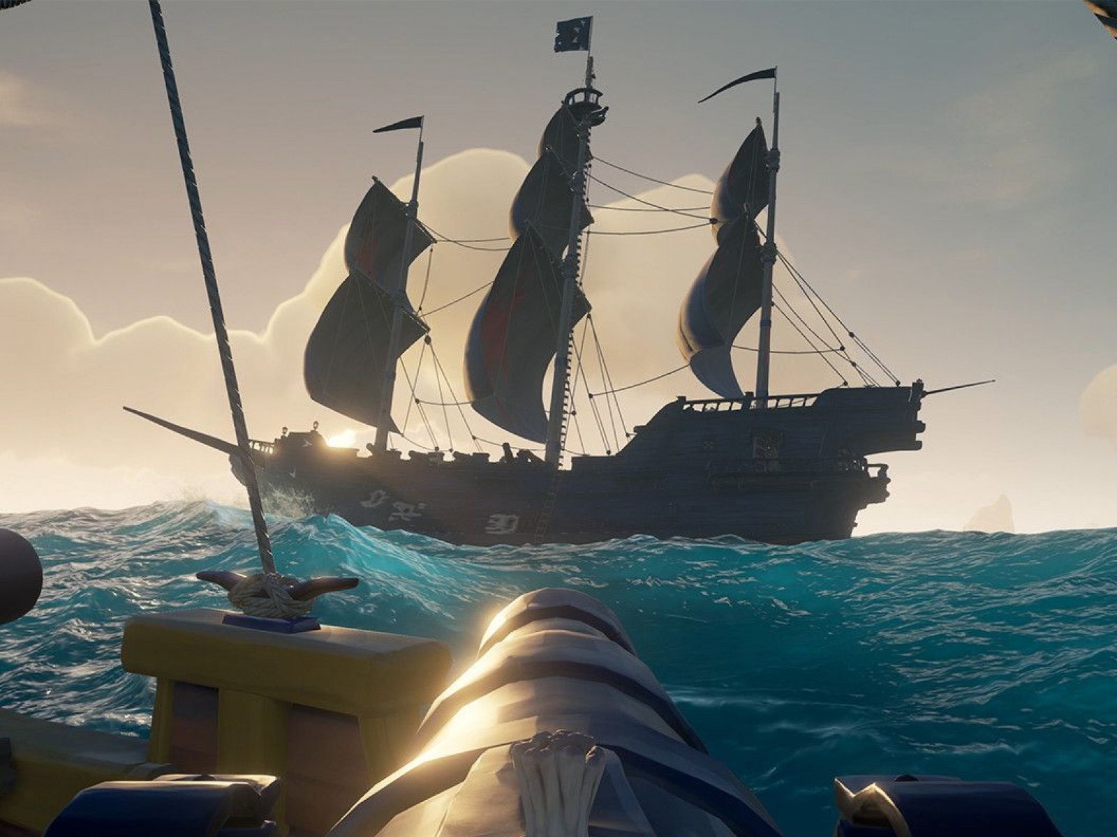 Sea of Thieves' Galleon vs Sloop: Which Ship is Best and Can You