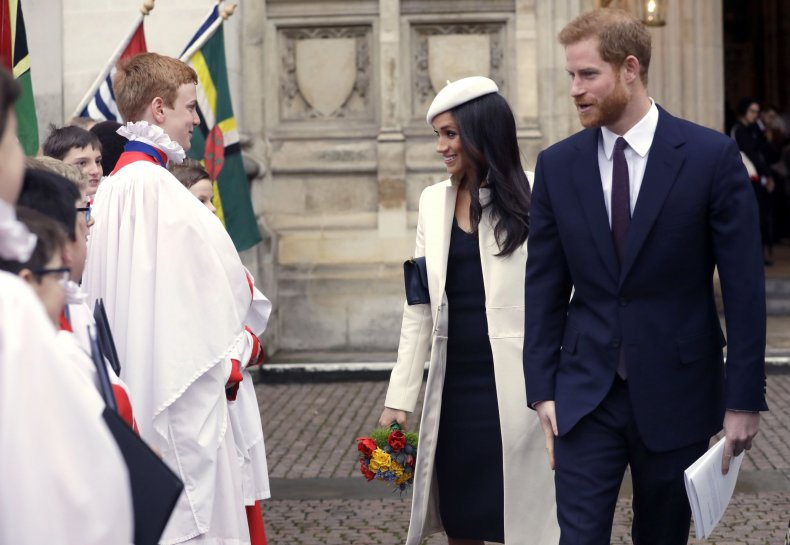 Meghan Markle and Prince Harry Won't Have Prenup