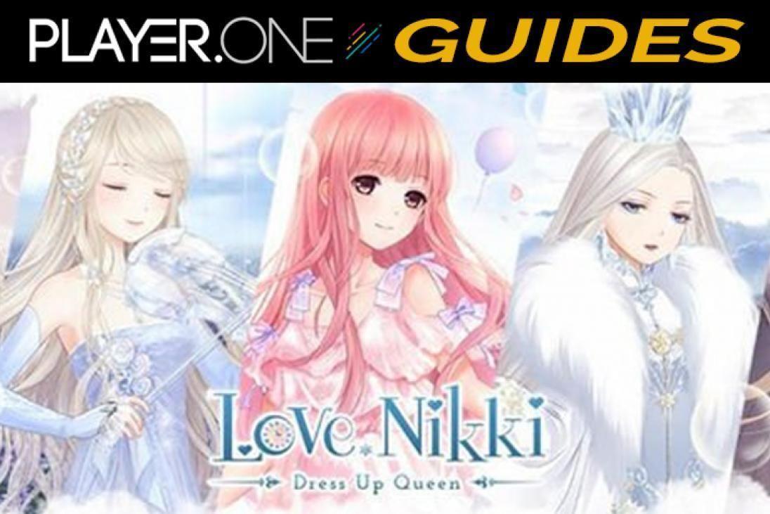 Love nikki void singer event guide space cube strange for Love the love