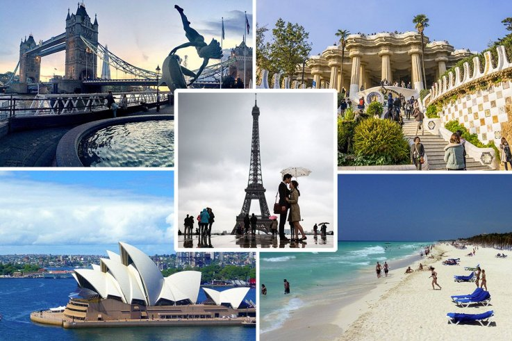 4 Easy Facts About Travel Destinations Explained